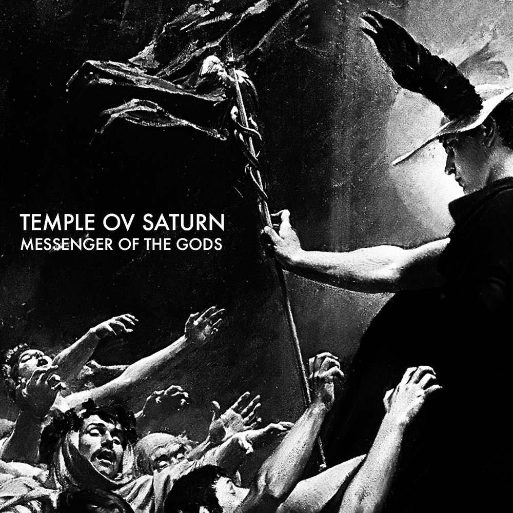 Messenger of the Gods by Temple ov Saturn, a 3 song EP