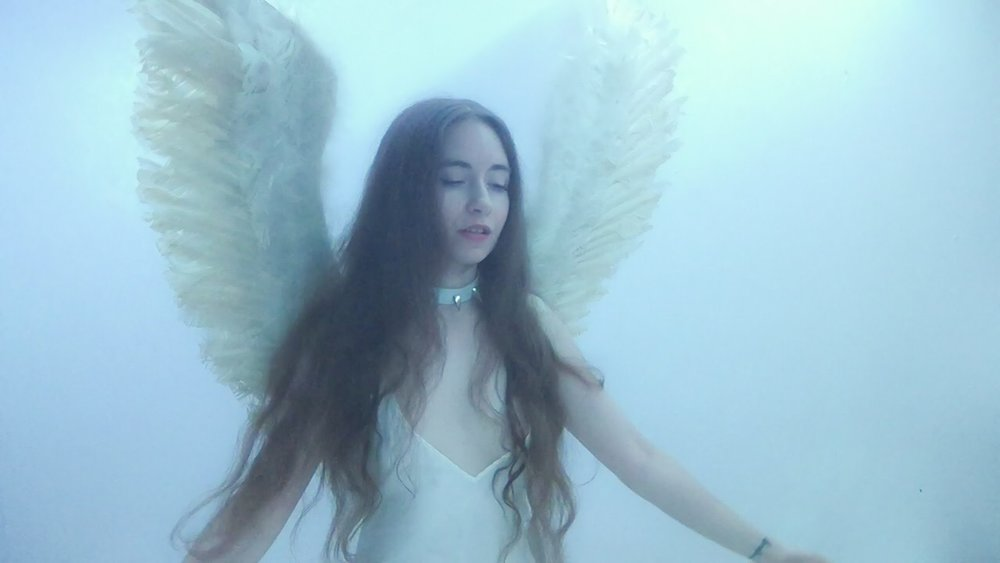 May The Angels Lead You To Paradise by Joan Pope