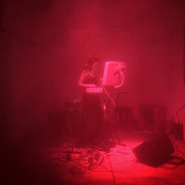 Temple ov Saturn at Secret Project Robot 11/18/18