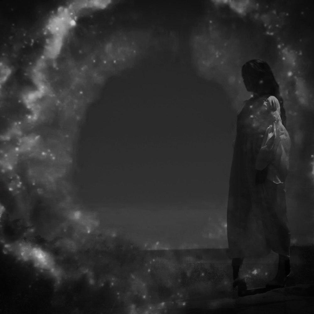 Priestess on the Edge of Time - Temple ov Saturn