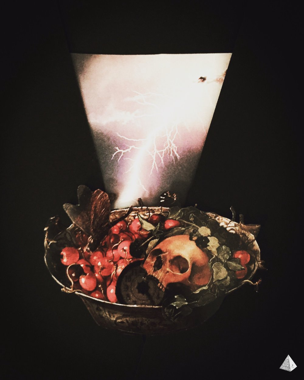 Les Fleurs du Mal: L'Ennemi by Joan Pope (Temple ov Saturn)