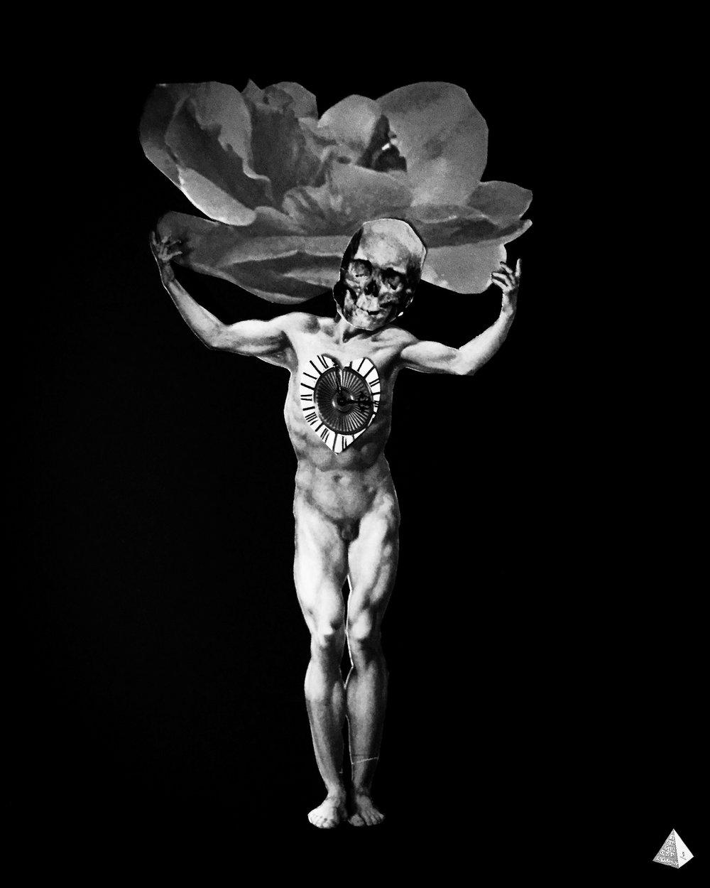 Les Fleurs du Mal: Le Guignon by Joan Pope (Temple ov Saturn)