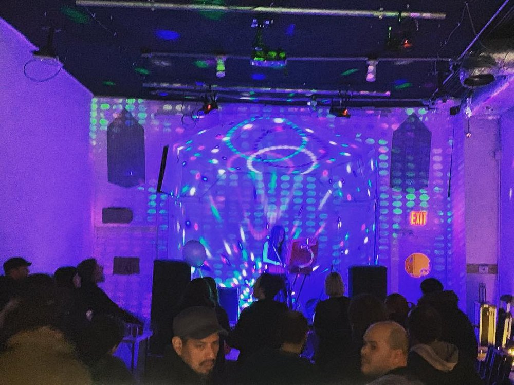 Temple ov Saturn at Secret Project Robot 2/16