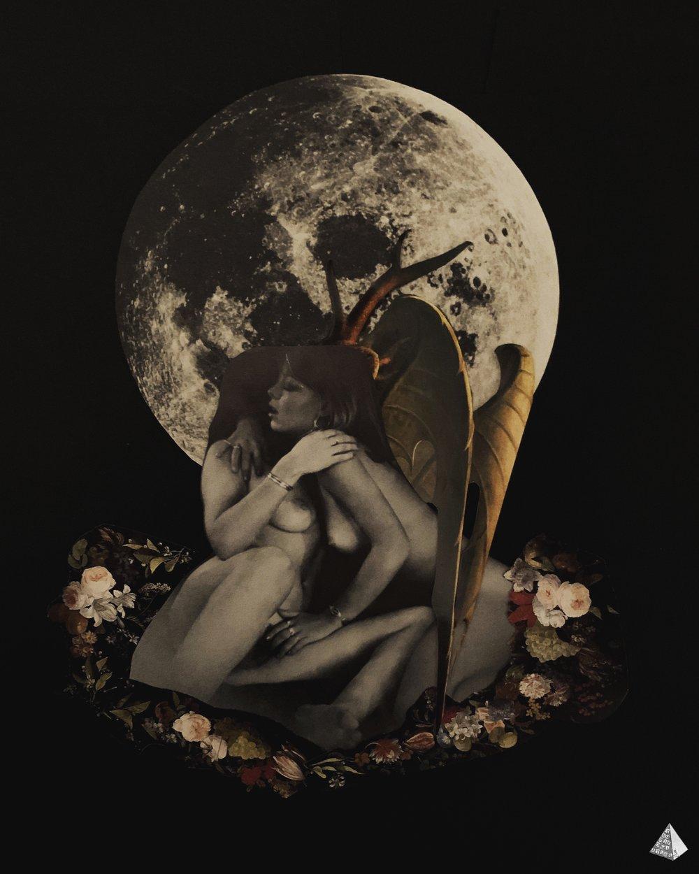 Les Fleurs du Mal: Femmes Damnées by Joan Pope (Temple ov Saturn)