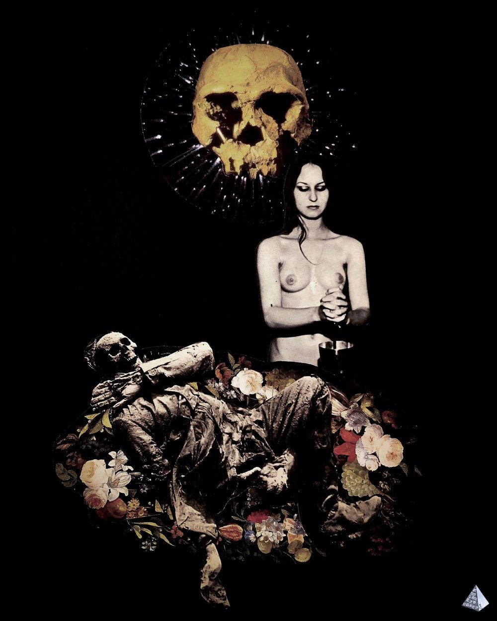 Les Fleurs du Mal: L'irréparable by Joan Pope (Temple ov Saturn)