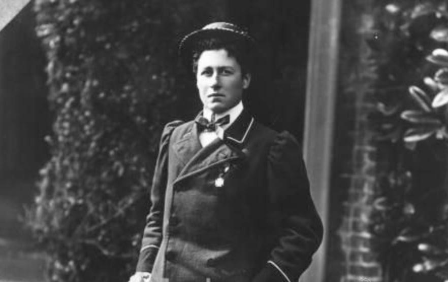 Isette Pearson, circa 1893
