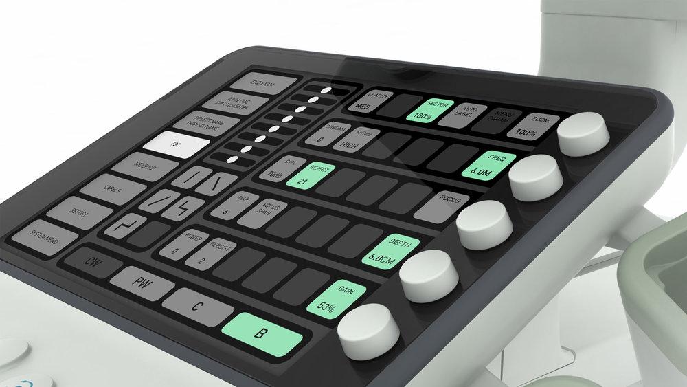 BK 3500  Concept / UI Design  More