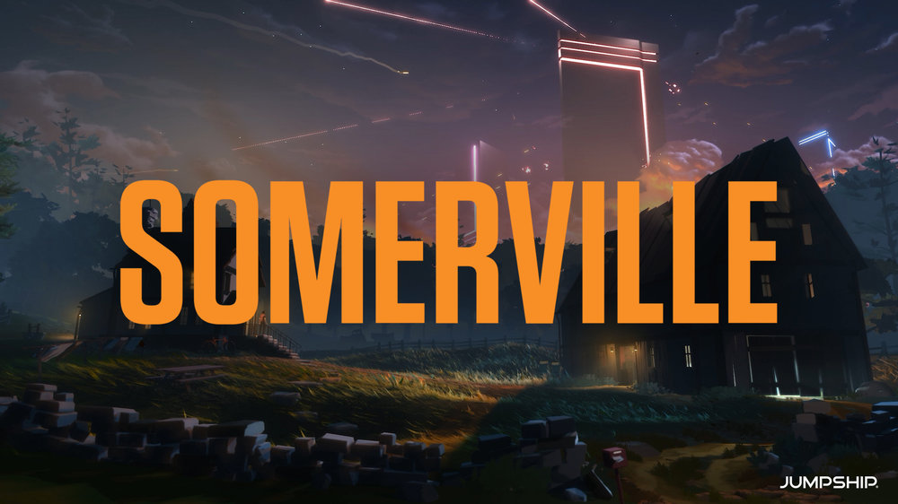 Somerville  Title Design / Logotype