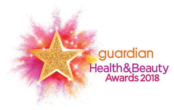 GUARDIAN HEALTH AND BEAUTY AWARDS 2018