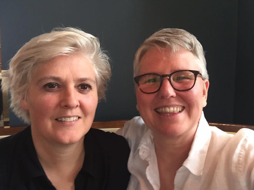 Caroline Bergvall & Susan Rudy