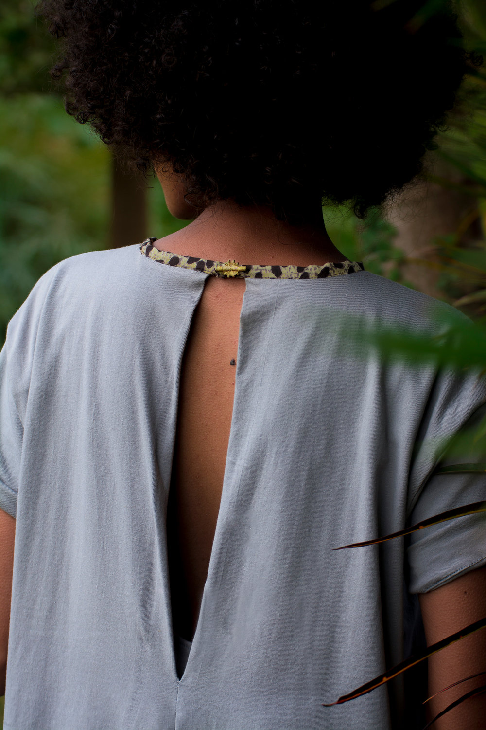lilabare recycled upcycled handcraft fashion africa