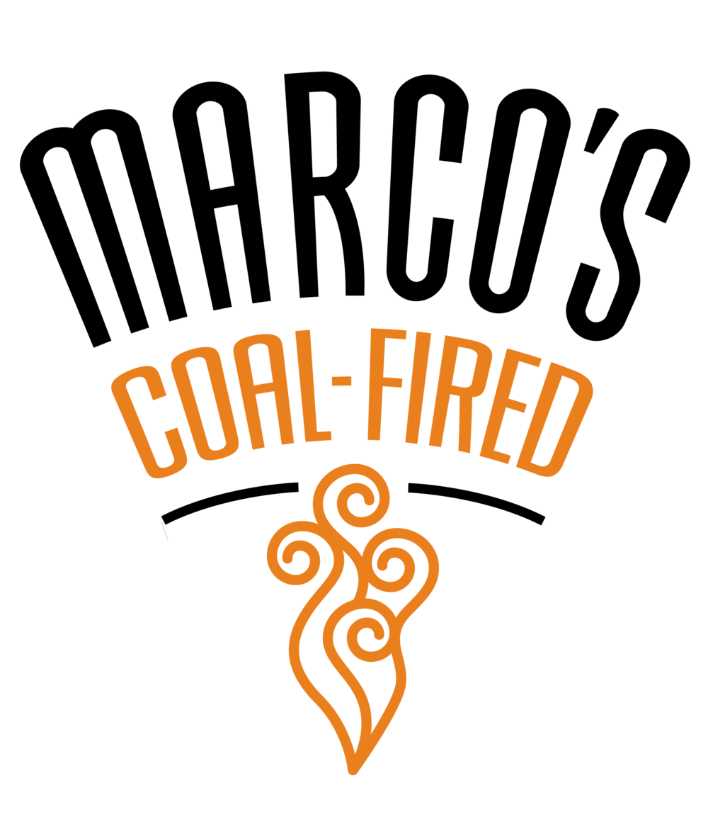 Marco's CFP new logo FINAL BLACK ORANGE- Marco's Coal Fired-04.png