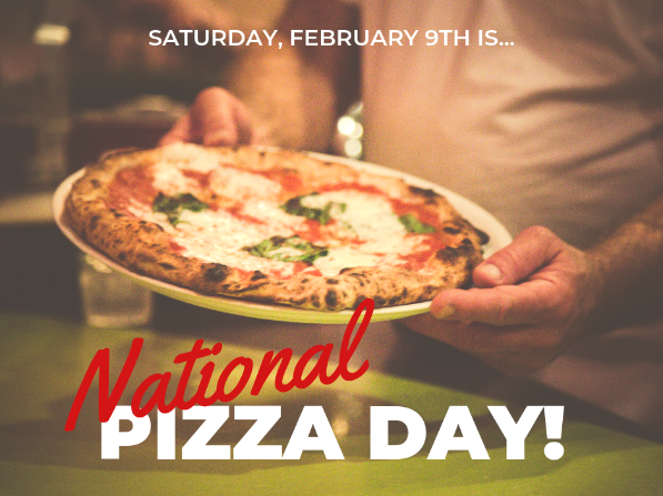 National Pizza Day is Feb. 9th! — Marco's Coal Fired