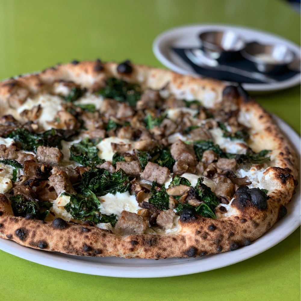 The Farmer Pizza
