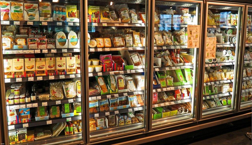 Refrigeration → -