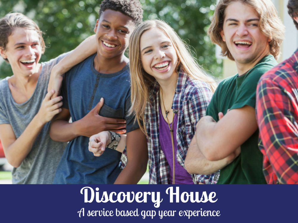 Discovery House  is a service-based gap experience for individuals ages 18-24.  Participants can select a ten-month, five-month or month long commitment.  The program is based on service, community and formation.