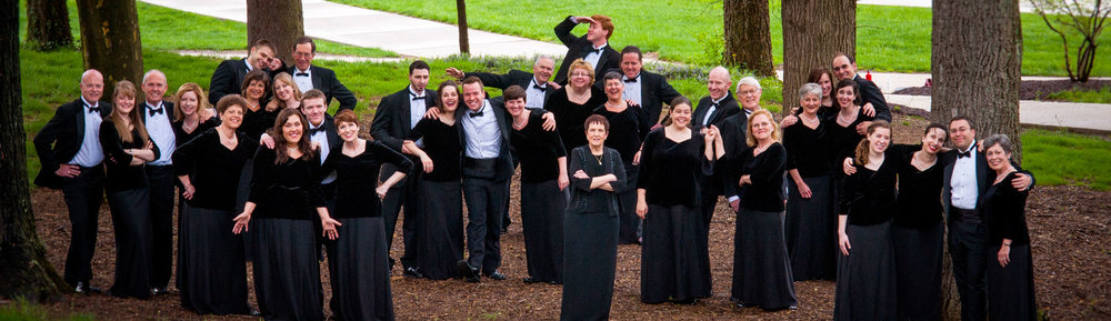 """I've collaborated with many choral groups over the years, and none surpasses the Susquehanna Chorale for musicality, artistry, and sheer enthusiasm for making music."" -- Stuart A. Malina"