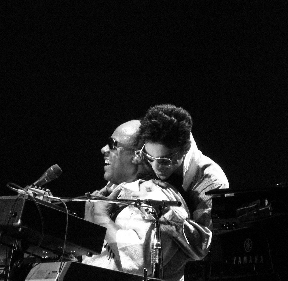 Stevie & Prince