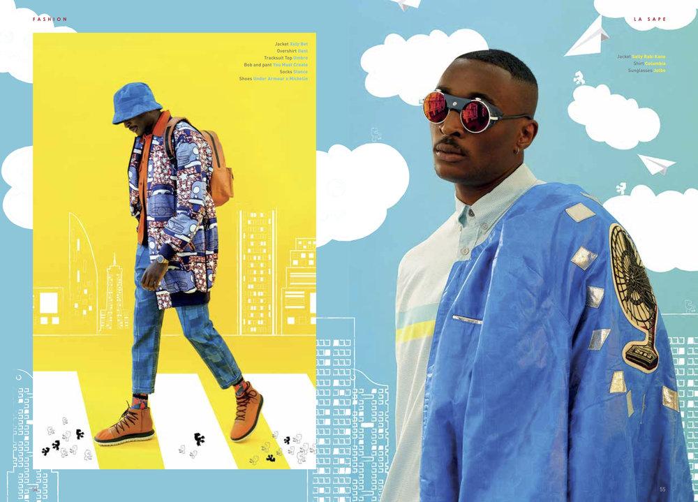 Afropolitain Magazine