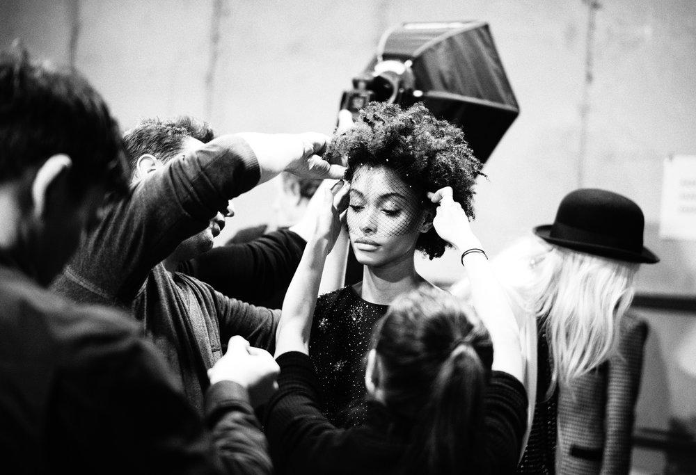 Fashion Backstage (2019)