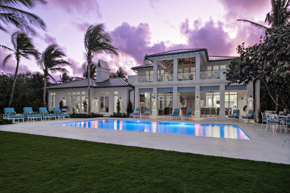 Onshore Construction & Development   Luxury Custom Homes   Jupiter, Florida
