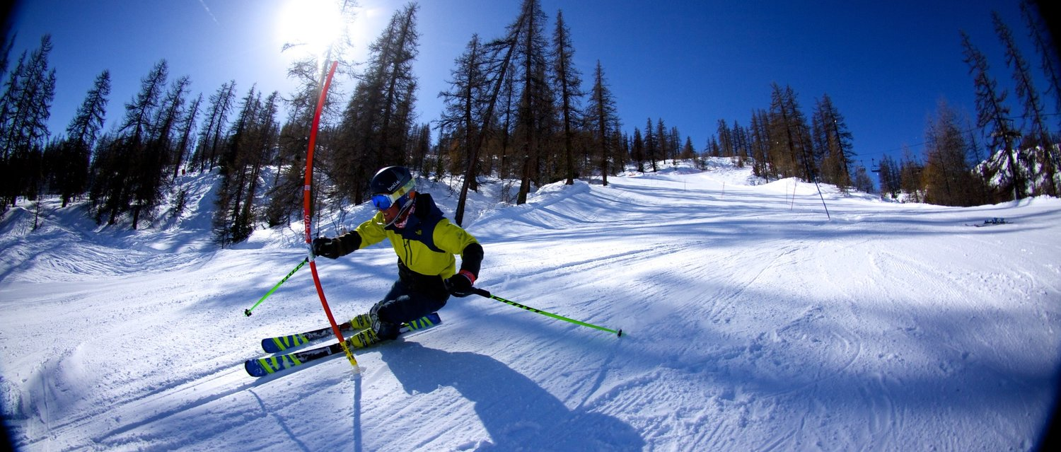 Test Technique Training in the French Alps — Ski Instructor Courses ...