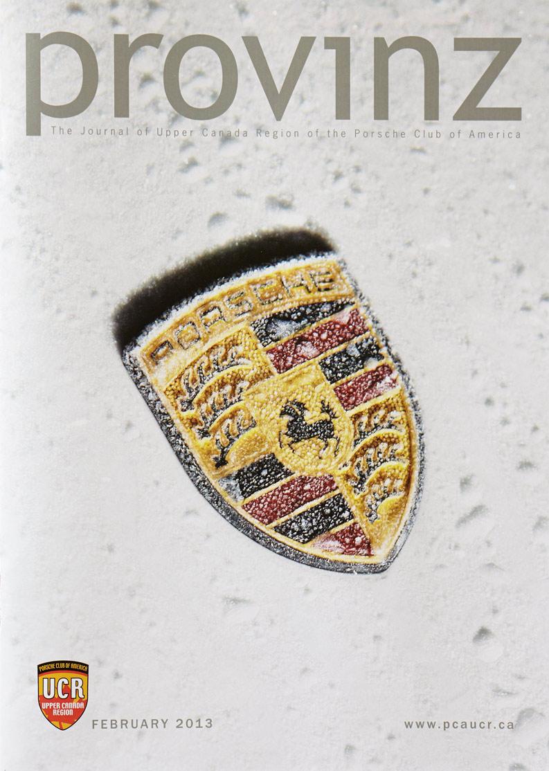 Porsche PCS UCR Provinz Cover