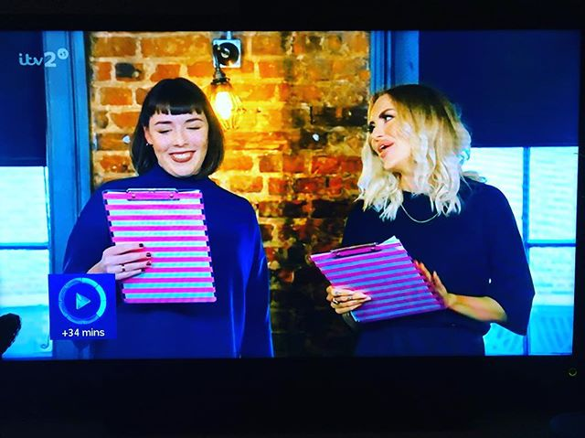 Did you catch us on @itv2 last Thursday on #youvschrisandkem hosting a quiz for the #loveisland boys?  #pubquiz #BBPQ #thebigboozypubquiz #quiz #quizhosts #privatequiz #quizevents #itv2