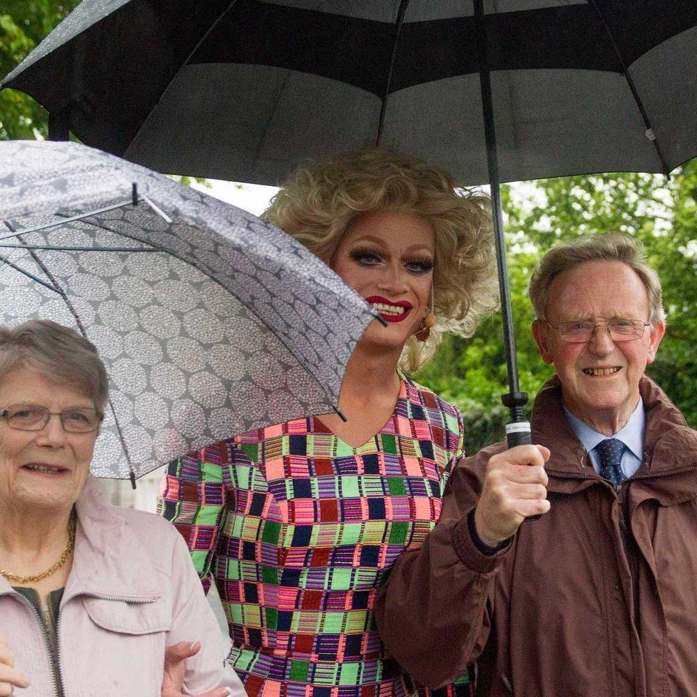 The Queen of Ireland -