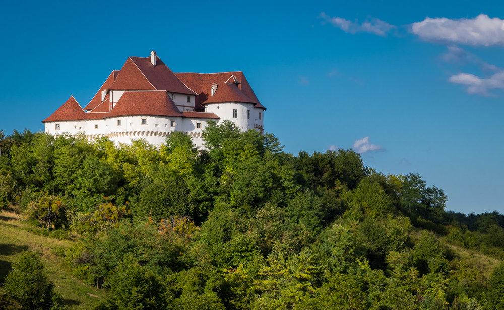 castle Veliki Tabor -