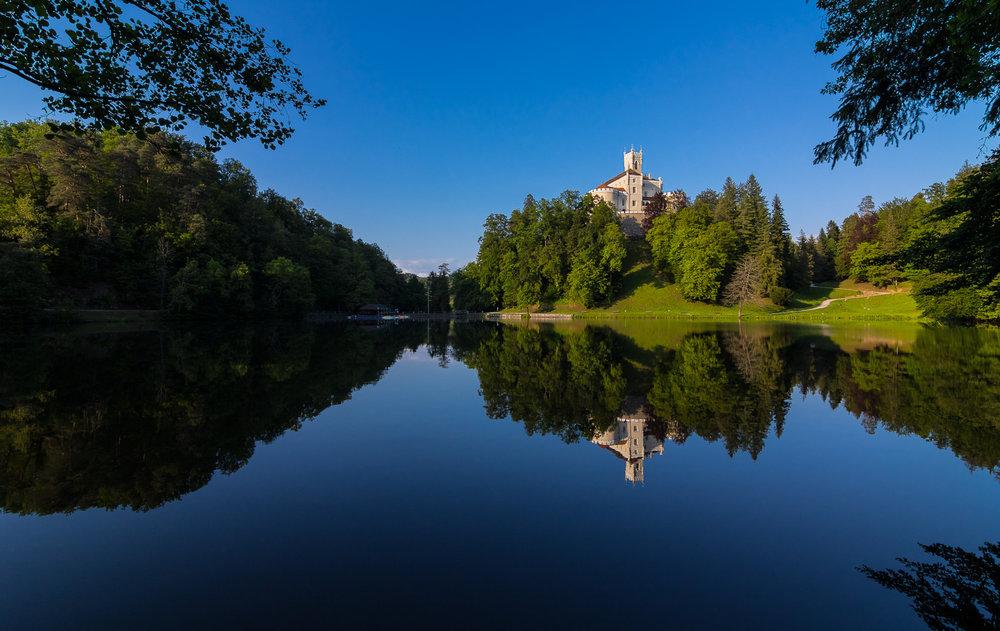Trakoscan castle -