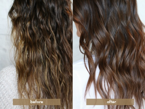 Before and After Toner | Why a Toner Makes Your Hair Look Amazing | Teddi Bickers | Indianapolis Hairstylist