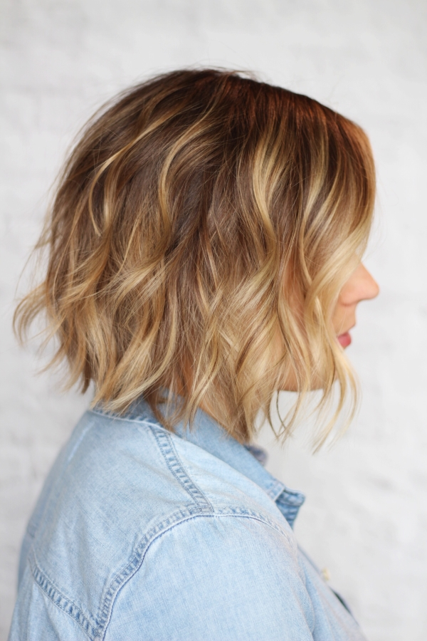 Teddi Bickers Indianapolis Hairstylist