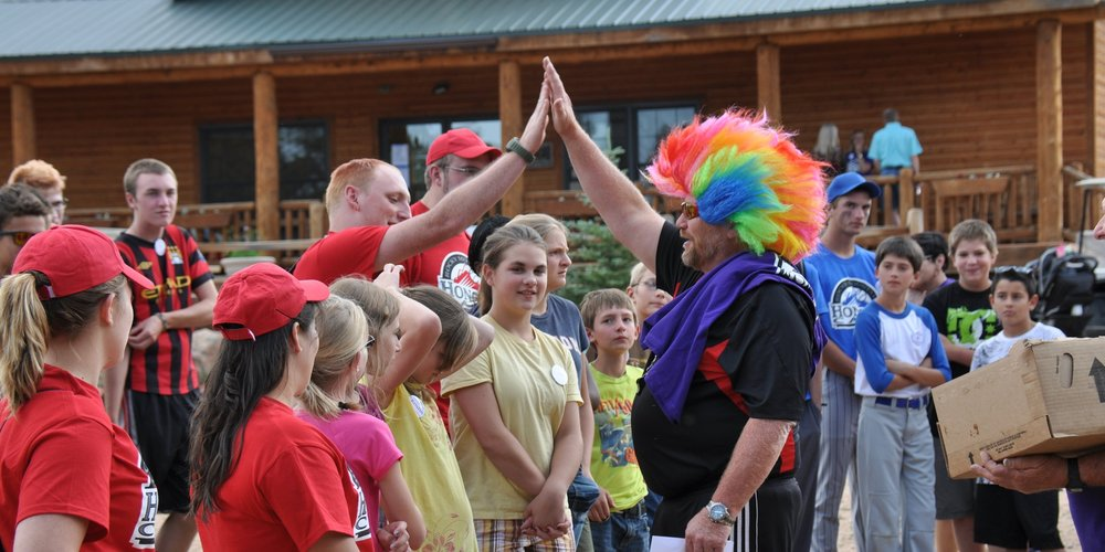 You're comingto camp, right?! -
