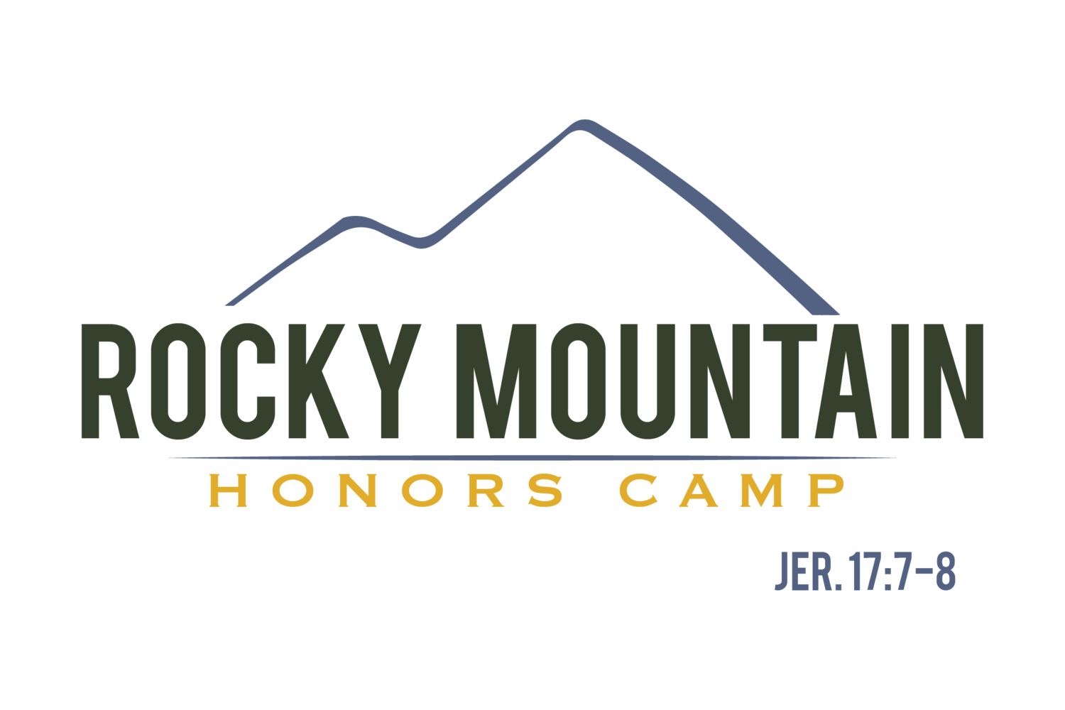 Rocky Mountain Honors Camp