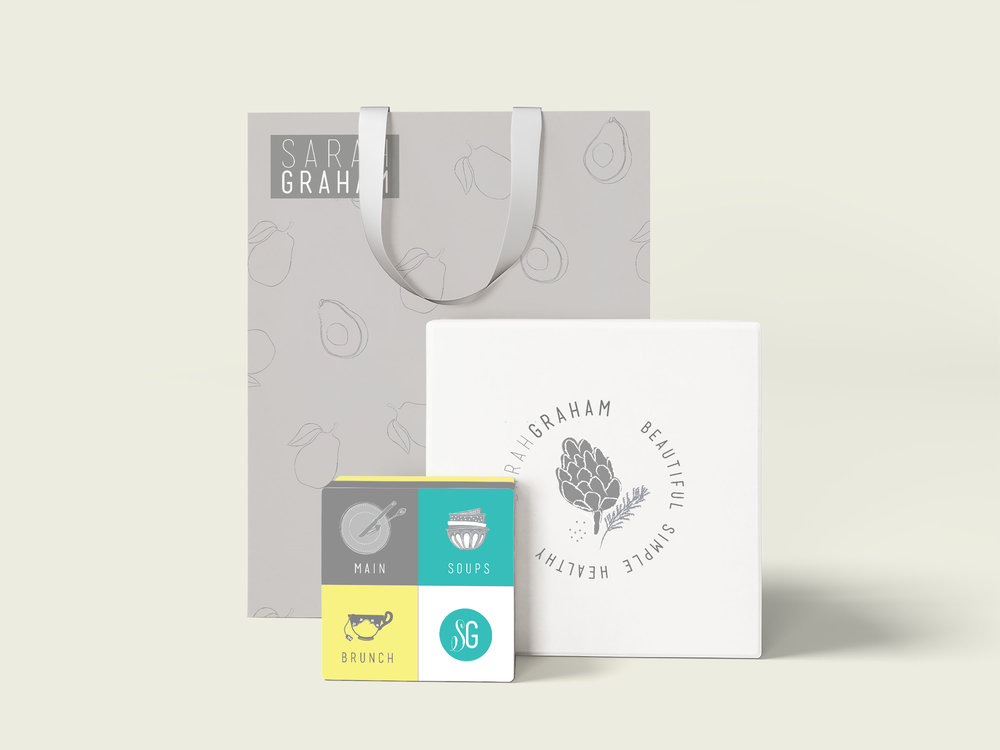 Sarah Graham marketing products design