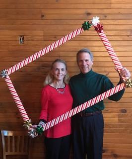 Dr. Alexander & wife Karen