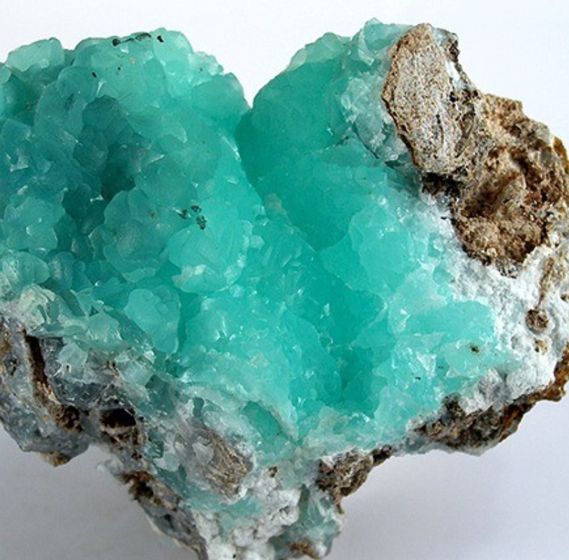 "Turquoise - Native cultures believe turquoise bridges us between heaven and Earth.  Turquoise, is often called the ""Master Healer."" It provides a path to our highest and  strongest self. Turquoise strengthens our entire mind and body connecting them creating our most authentic self."