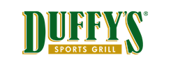 Duffy's sports grill - With more 34 locations, a million burgers served annually, and over $500,000 given to charity, it's easy to see why Duffy's has a big heart and great food.  Our Mission: Benefitting organizations and individuals who positively impact their local communities.