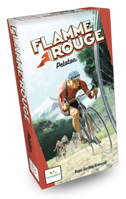 Flamme Rouge - Pelotan Expansion