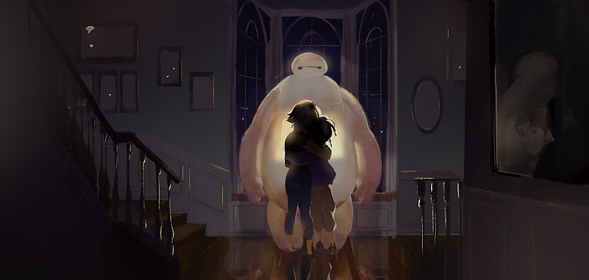 Victoria Ying - Big Hero 6 - Moment