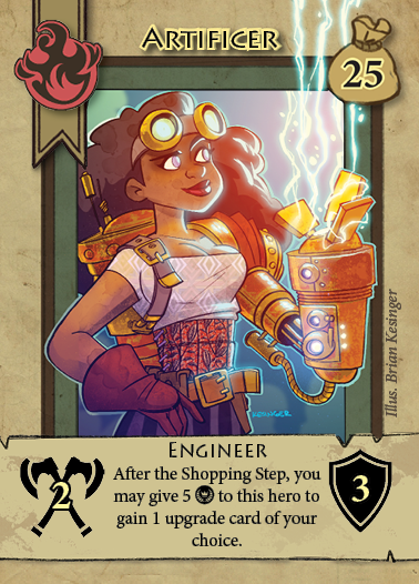 Victoria Ying: Art in Board Games #37 — More Games Please