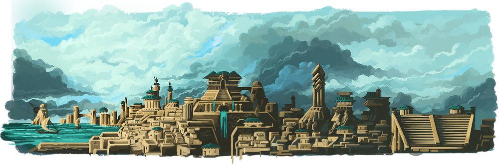 metropolis ryan laukat artwork