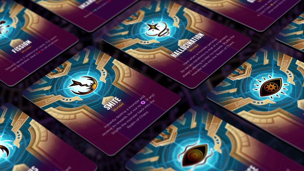 Endogenesis cards 1