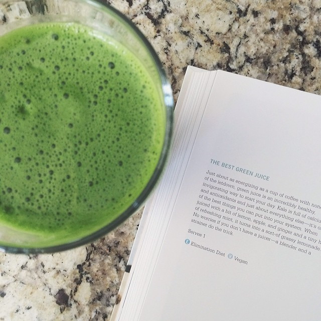 You really are the best green juice via @gwynethpaltrow #itsallgood #vegan #juice