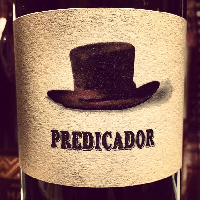 Love the label. Love the wine #rioja