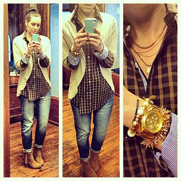 {dress} borrowed #ootd #wiw #personalstyle #selfie #stelladotstyle #targetstyle #targetdoesitagain