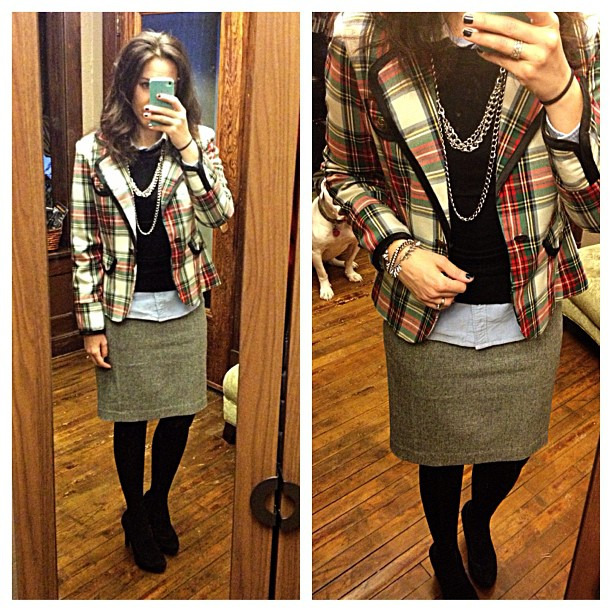{dress} Best foot forward #ootd #wiw #personalstyle #selfie #anntaylor #jcrew #stelladotstyle #workwear