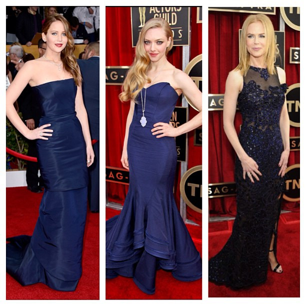 Navy love! #sagawards