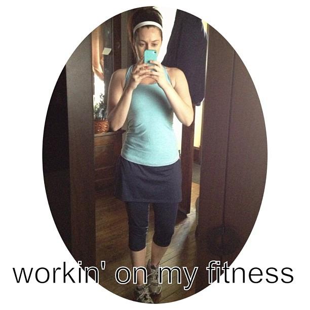 {do} starting the day right #running #instarunner #skirtsports #lululemon #bjsfitandfabulous